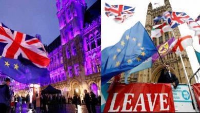"""بريطانيا-تقول-""""وداعا""""-للاتحاد-الأوروبي-،-نفذ-القرار-مع-أول-""""ساعة""""-من-العام-الجديد"""