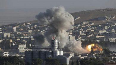 غارات-جوية-على-تنظيم-الدولة-الإسلامية:-130-غارة-جوية-على-مواقع-لداعش-في-سوريا-،-ومقتل-12-إرهابياً
