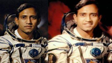 رائد-الفضاء-راكيش-شارما:-أول-رائد-فضاء-هندي-،-72-عامًا-،-يعرف-أشياء-مثيرة-للاهتمام-تتعلق-به