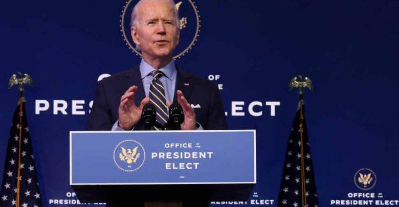 يضع-جو-بايدن-خطة-إنقاذ-لمواجهة-وباء-كورونا-،-ويقول-إن-الدولة-ستحصل-على-حزمة-بقيمة-1.9-تريليون-دولار
