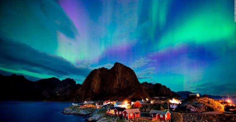 الشفق-القطبي-الشمالي:-خرجت-العاصفة-من-الشمس-،-وسرعان-ما-سترى-في-السماء