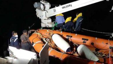 غرقت-سفينة-شحن-في-البحر-الأسود-،-وتم-إنقاذ-6-؛-وفاة-2