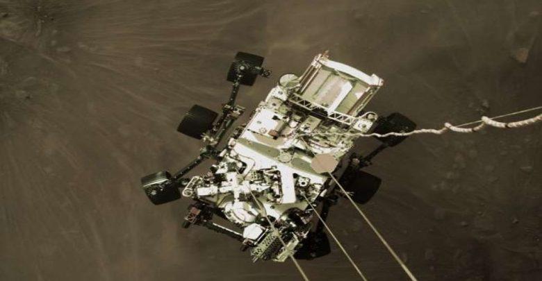 nasa-perseverance-rover-landing-video:-أرسلت-مركبة-ناسا-أول-فيديو-من-المريخ-،-شاهد-منظرًا-رائعًا-للكوكب-الأحمر