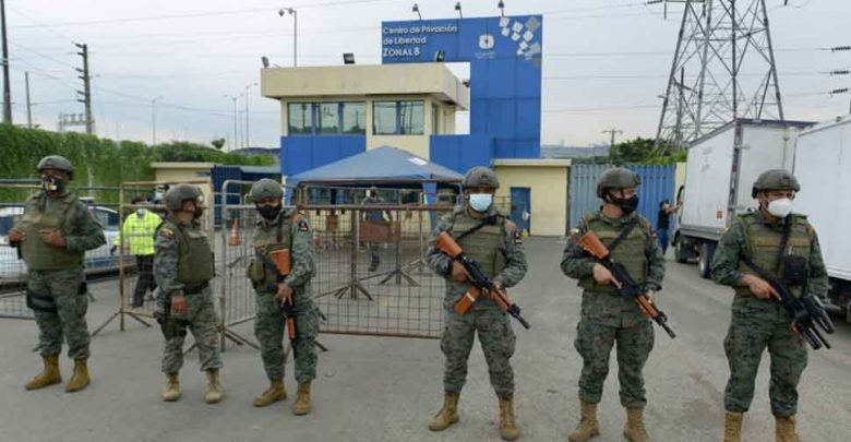 سجناء-يحاولون-الفرار-من-عدة-سجون-في-الاكوادور-،-62-قتيلا
