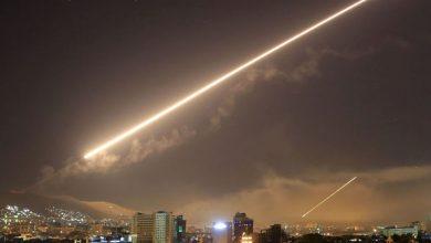 هجوم-صاروخي-إسرائيلي-على-سوريا-،-ولا-يزال-الدفاع-الجوي-السوري-نشطًا-طوال-الليل