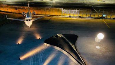 ucav-arrow:-لا-مزيد-من-الأعداء!-تم-إطلاق-أول-طائرة-بدون-طيار-مقاتلة-أسرع-من-الصوت-في-العالم-،-أسرع-من-الصوت