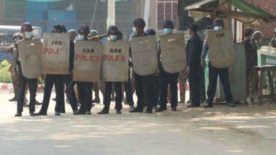 انقلاب-ميانمار:-تواصلت-الاحتجاجات-ضد-المتظاهرين-في-يانغون-،-وأصيب-خمسة-في-تبادل-لإطلاق-النار