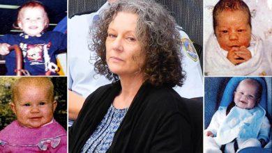 """كاثلين-فولبيج:-سجن-""""-الأم-القاتلة-المتسلسلة-''-لمدة-18-عامًا-،-والآن-يدعي-العلماء-أنها-لم-تقتل-الأطفال"""