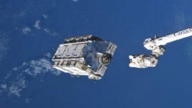 بطاريات-المحطة-الفضائية:-بطارية-تزن-3-أطنان-على-الأرض-من-محطة-فضاء-دولية-،-تعرف-على-استعدادات-ناسا