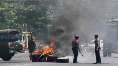 الجيش-يتخذ-خطوة-كبيرة-تجاه-الاحتجاجات-في-ميانمار-،-ويغلق-خدمة-الإنترنت-اللاسلكي