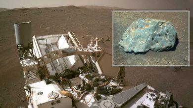 nasa-perseverance-rover:-شاهدت-المركبة-الجوالة-التابعة-لناسا-حجرًا-مذهلاً-على-المريخ-،-تعرف-على-سبب-صدمة-العلماء