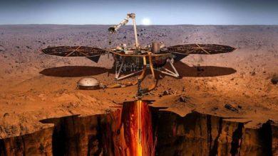 زلزال-المريخ:-المريخ-يهتز-بسبب-الزلزال-،-وكشف-المسبار-إنسايت-المريخ-التابع-لناسا-بشكل-كبير