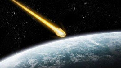 مر-كويكب-بحجم-شاحنة-صغيرة-عبر-الأرض-،-وكانت-المسافة-مجرد-مثل-هذه-المسافة