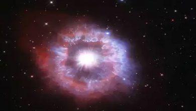 تلسكوب-هابل-يلتقط-صورا-لانفجار-نجم-ويكشف-ذلك