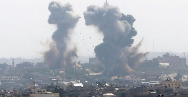 مقتل-قائد-في-حماس-في-غارات-جوية-إسرائيلية-،-بحسب-منظمة-إرهابية-–-خسارة-كبيرة