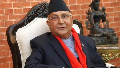 شارما-أولي-اليمين-الدستورية-كرئيسة-للوزراء-،-وأصبح-رئيس-وزراء-نيبال-للمرة-الثالثة