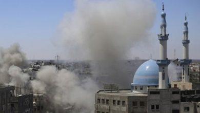 وحذر-الرئيس-الفلسطيني-محمود-عباس-أيضا-من-أن-إسرائيل-تدفن-منزل-زعيم-حماس