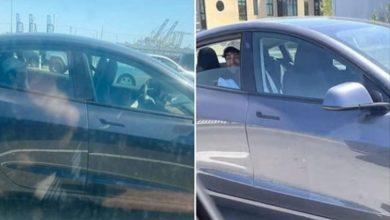 الولايات-المتحدة:-ذهبت-السيارة-بدون-سائق-،-سافر-الشخص-في-المقعد-الخلفي-؛-سجن-الآن
