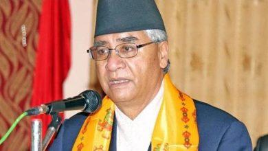 سيطالب-تحالف-المعارضة-النيبالي-بتشكيل-حكومة-تحت-قيادة-ديوبا