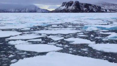الاحترار-في-القطب-الشمالي:-لماذا-يكون-أسرع-منه-في-أجزاء-أخرى-من-العالم؟
