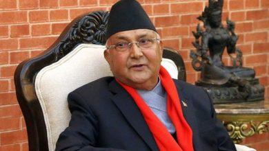 """في-وقت-الأزمة-،-تذكر-رئيس-الوزراء-النيبالي-الهند-،-وقال-–-كان-هناك-""""سوء-تفاهم""""-،-ذهب-بعيدا"""