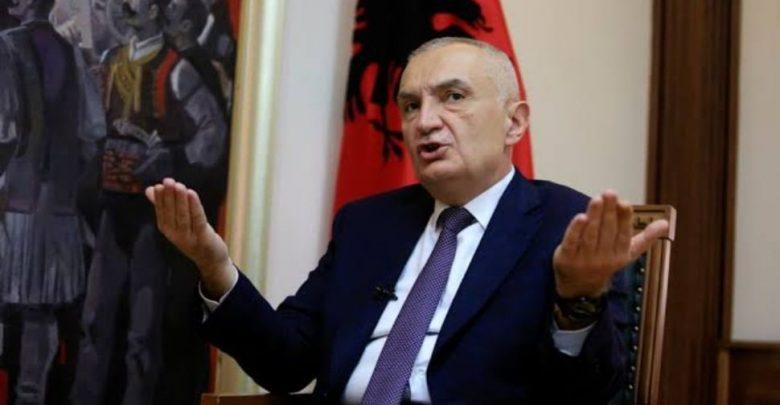 أقال-البرلمان-الألباني-الرئيس-وعزله-من-منصبه