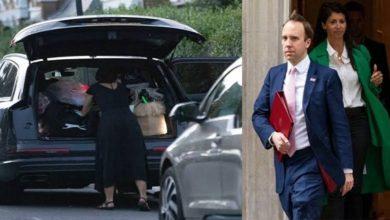 المملكة-المتحدة:-استقالة-وزير-الصحة-مات-هانكوك-وانتهاك-التباعد-الاجتماعي