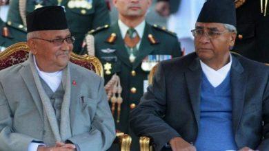 كان-هناك-ضجة-قبل-التصويت-على-الثقة-في-نيبال-،-اتخذ-نواب-رئيس-الوزراء-السابق-kp-شارما-أولي-هذا-القرار