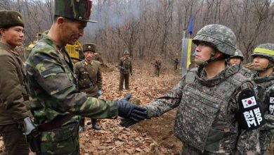 أعيد-الحديث-مرة-أخرى-في-كوريا-الشمالية-والجنوبية-،-بعد-عام-،-تمت-استعادة-وسائل-الاتصال-فيما-بينها