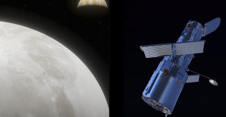 حقق-علماء-الفلك-نجاحًا-كبيرًا-،-حيث-تم-العثور-على-دليل-على-البخار-المصنوع-من-الماء-على-قمر-كوكب-المشتري-جانيميد