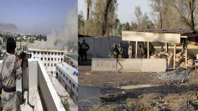 اهتز-مطار-قندهار-في-أفغانستان-،-وهاجمت-طالبان-بالصواريخ