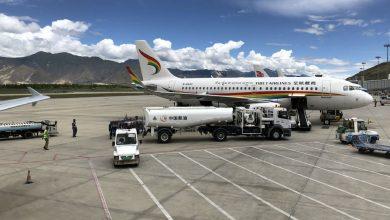 تعمل-الصين-على-زيادة-قوتها-في-التبت-،-أكبر-مطار-تم-بناؤه-في-العاصمة-لاسا