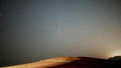 دش-نيزك-البرشاوي:-اليوم-سيُرى-في-السماء-أكثر-نيزك-خصوصية-لهذا-العام.
