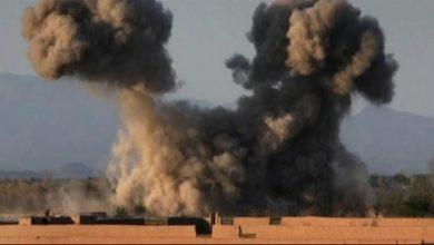 غارة-جوية-للجيش-الأفغاني-على-طالبان-،-قُتل-فيها-ما-لا-يقل-عن-18-إرهابياً-،-والحرب-الجارية-للسيطرة-على-العديد-من-المدن