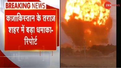 وبعد-أفغانستان-هزت-كازاخستان-أيضًا-انفجارًا-بالقرب-من-القاعدة-العسكرية-في-مدينة-تراج