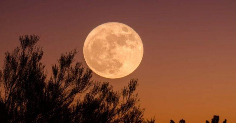 هارفست-مون:-لا-تفوت-هذه-الفرصة-لرؤية-القمر-،-فسيتم-رؤية-مثل-هذا-المنظر-الرائع-في-السماء-لمدة-3-أيام