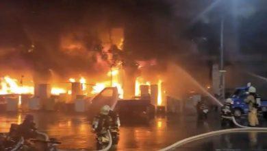 حادث-كبير-في-تايوان-،-قتل-46-شخصا-،-وأصيب-كثيرون-بسبب-حريق-في-مبنى