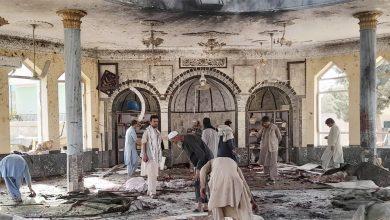 انفجار-في-مسجد-شيعي-في-قندهار-خلال-صلاة-الجمعة-،-قتل-32-شخصا
