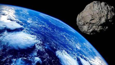 """""""جبال-الفضاء""""-تتحرك-نحو-الأرض-،-فهل-المطر-من-الكويكبات-يعيث-الخراب؟"""